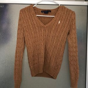 Adorable V-Neck Ralph Lauren Sweater
